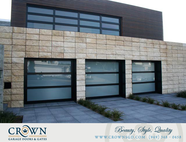 Charmant Aluminum Glass Garage Doors